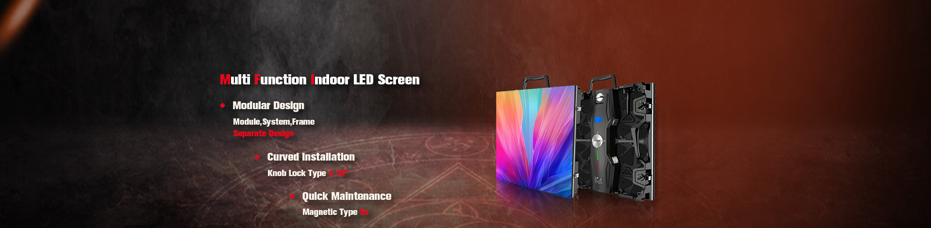 Li Series Indoor LED Screen