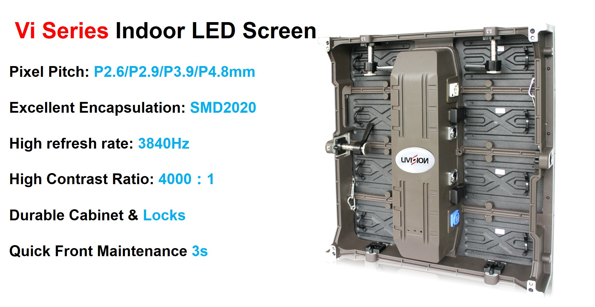 Vi series Indoor LED Screen