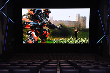 P1.2 Ultra HD LED Screen For Theater