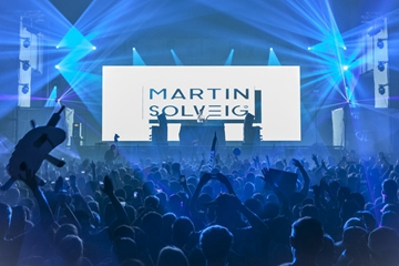 P3.9 Indoor LED Screen For DJ Night Club