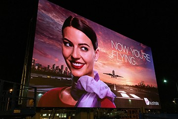P6 Outoor LED Screen For Advertising In Australia