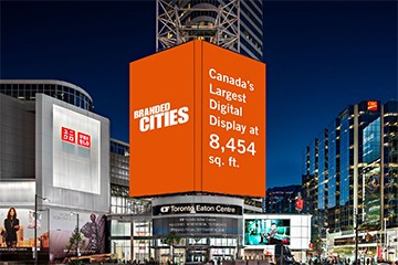 P6 Outdoor LED Video Wall For Advertising In Canada