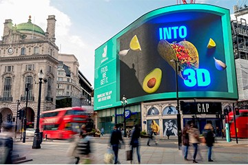 P10 Outdoor LED Video Screen For Advertising in UK