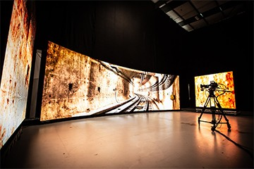 P2.6 Indoor LED Video Wall For Virtual Production